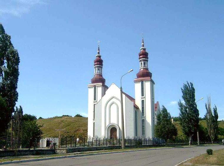 несмотря название, католический костел в прокопьевске производители термоодежды предлагают